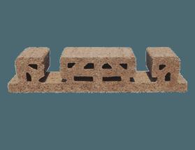 solaio in legno cemento