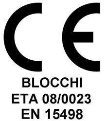 Certificazione CE europea per Isotex