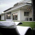 Casa ecologica in legno cemento a Modena