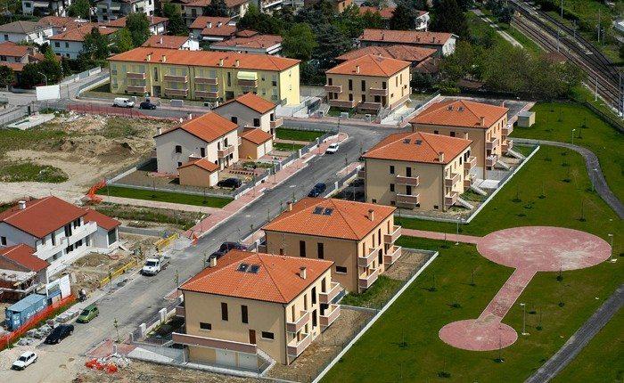70 appartamenti padova isotex blocchi cassero in legno
