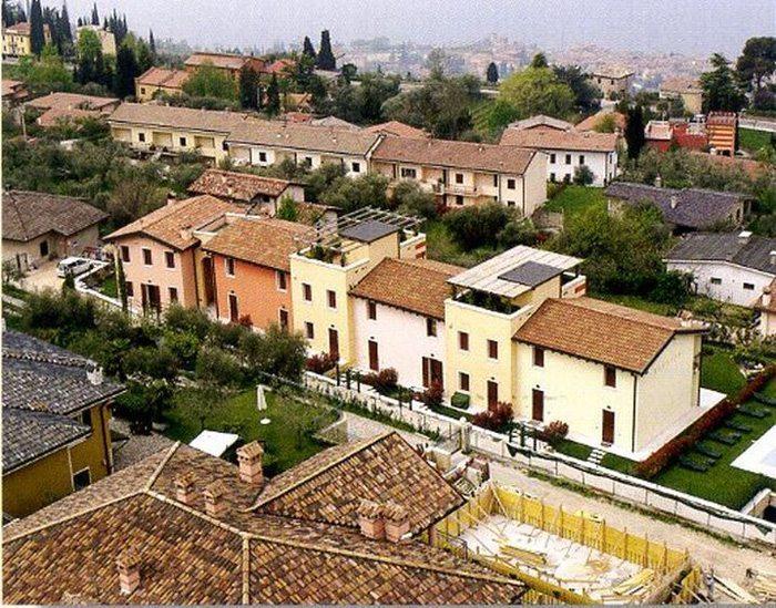 edificio residenziale 10 appartamenti verona isotex
