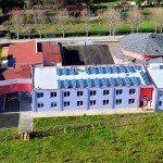 Inaugurato Polo Scolastico a Massarosa (LU) interamente realizzato in Isotex