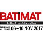 FIERA BATIMAT<br>Paris Nord Villepinte<br>6-10 Novembre 2017<br>Padiglione 6<br>Stand L183