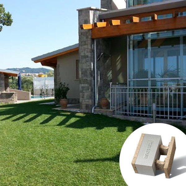 Case in legno cemento, progetti realizzati