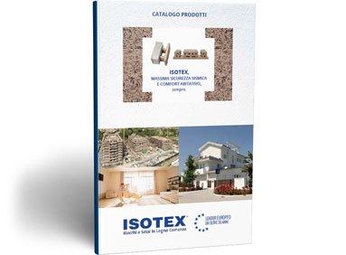 Nuovo catalogo isotex isotex blocchi e solai in legno for Nuovo arredo andria catalogo