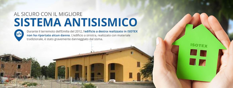 Casa antisismica certificata a prova di terremoto
