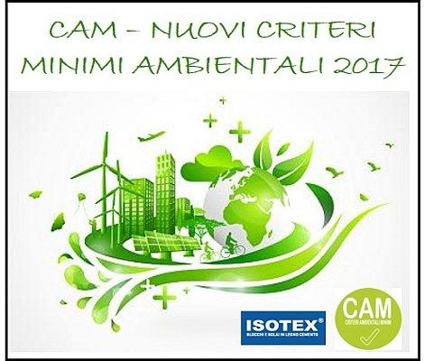 CAM 2017 Criteri Ambientali Minimi